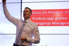 Mikołaj Dla Managera 2014 - Bartosz Zamirowski - Transgresje Managera