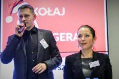 Mikołaj Dla Managera 2015 - Olga i Jacek lubią zaskakiwać :)