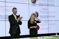 Mikołaj Dla Managera  2016 - Katarzyna i Bartosz