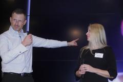 Mikołaj Dla Managera  2016 - zakończenie konferencji