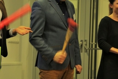 Mikołaj Dla Managera  2016 - Michał idealnie wybija rytm!