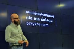 Mikołaj Dla Managera  2016 - Tomasz Piekot skraca treści
