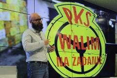 Mikołaj Dla Managera  2016 - Tomasz Piekot - wystąpienie
