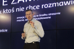 Mikołaj Dla Managera  2016 - wystąpienie Bartosza