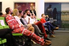Mikołaj Dla Managera 2017 - Święty Mikołaj na konferencji