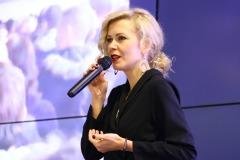 Mikołaj Dla Managera 2017 - Patrycja Obara - wystąpienie