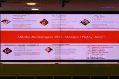 Mikołaj Dla Managera 2017 - Prelegenci
