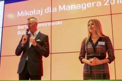 Mikołaj Dla Managera 2018 - Zakończenie konferencji