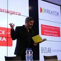 Mikołaj Dla Managera – konferencja 2014 – Transgresje Managera