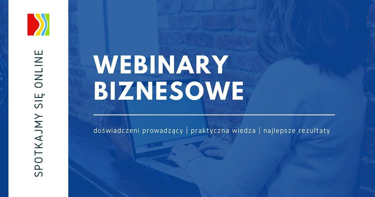webinary biznesowe