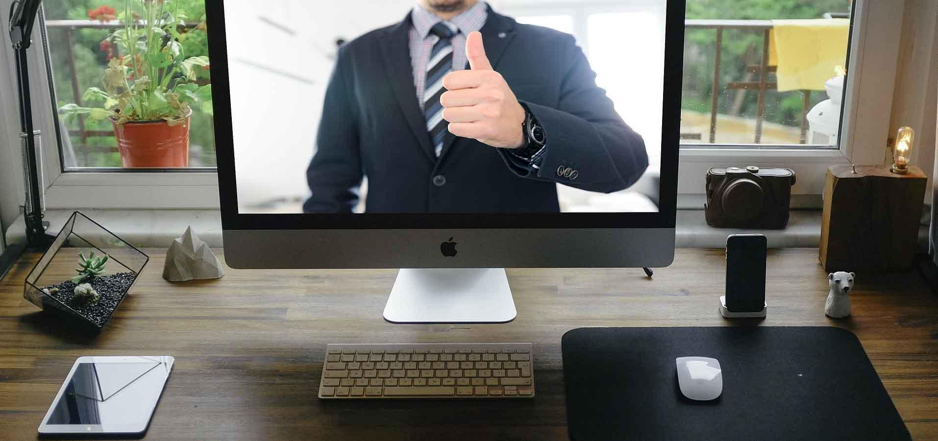 spotkania handlowe i prezentacje online